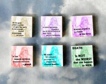Plato Magnet Gift Set
