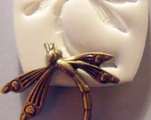 Dragonfly polymer clay mold