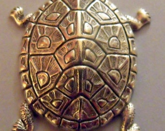 turtle polymer clay mold
