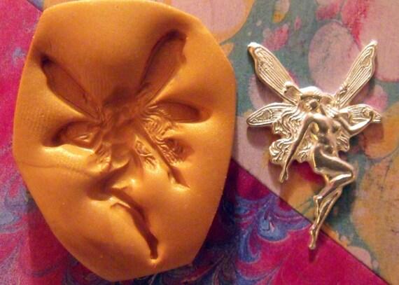 fairy polymer clay mold