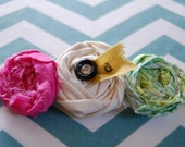 Birthday Rosette Headband Or Necklace