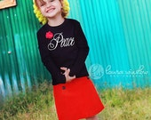 Girls short sleeve PEACE tee 2T only