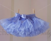 Pettiskirt PERIWINKLE Demi -by Cheeky Chic Baby