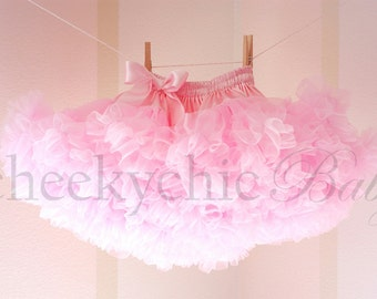 Pettiskirt Pink LUXE -by Cheeky Chic Baby