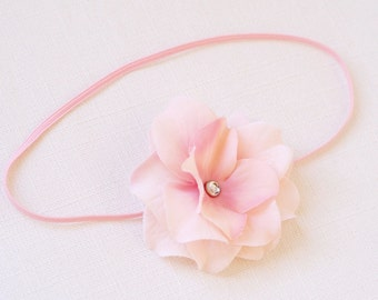 Headband Flower Pettiskirt Pettiromper Accessory -by Cheeky Chic Baby