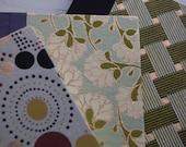 Hardbound Lined Journals, Set of Three