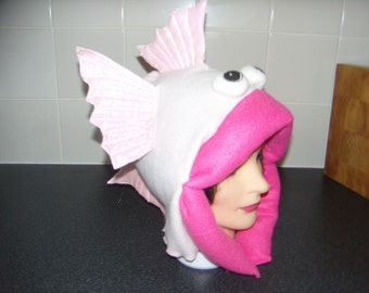 Fantastically funny Fish Hat