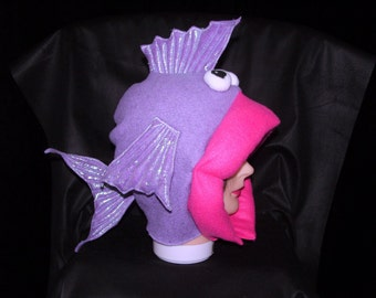 The Famous Fantastically Funny Fish Hat