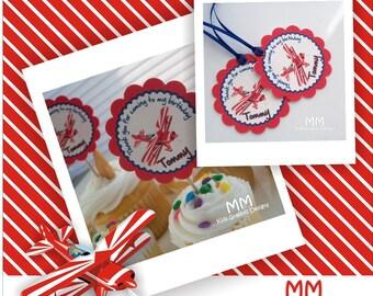Airplane Theme - Birthday Custom Package - Set of 20