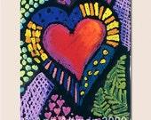 Big Heart - greeting card