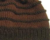 brownie hat \/ cap
