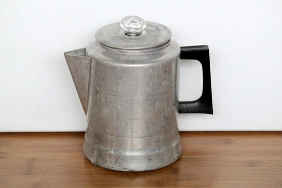 Old Fashioned Drip Coffee Pot