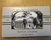Stanford University Souvenir Photographs
