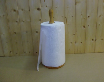 Portable Paper Towel Holder