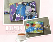 Batman Tea Wallet