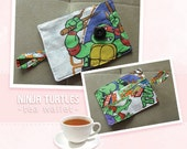 Ninja Turtles Tea Wallet