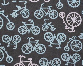 Michael Miller - Bicycles in Gray