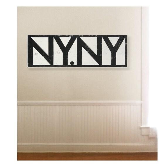 New York NYNY 13x35