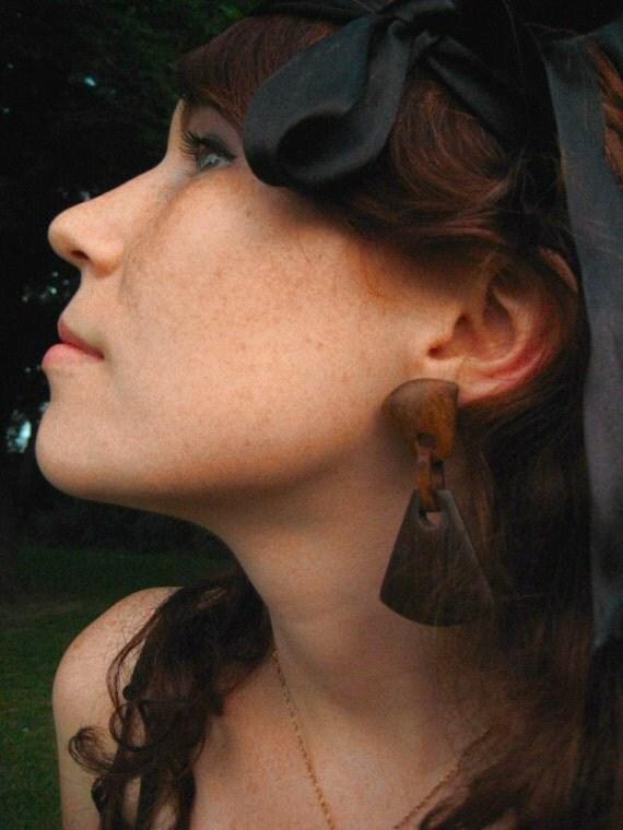 Vintage Northern Lights Earrings