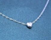 Teeny Tiny Heart Necklace
