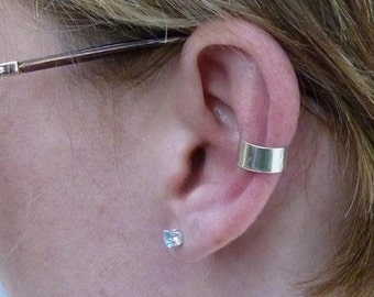 Ear Cuff Small Plain Simple Jewelry