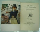 Vintage Book - Captain Horatio Hornblower by C.S. Forester