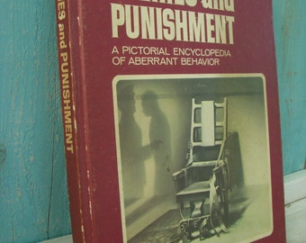 Crimes and Punishment - Retro Coffee Table Book