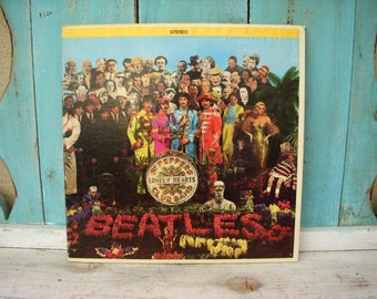 Sgt. Peppers Lonely Hearts Club Band LP SMAS 2653