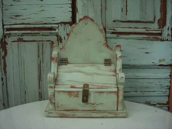 Handmade Treasure Box - Keepsake Box, Jewelry, Recipe Holder