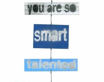 you are so smart poziepoem - primary