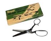 Royal Pinking Shears, Sewing Supplies, Vintage Pinking Shears, Royal Supreme, Scissors by NewYorkTreasures on Etsy