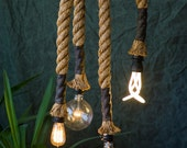 "Manila Rope lights (1.5"" diameter)"