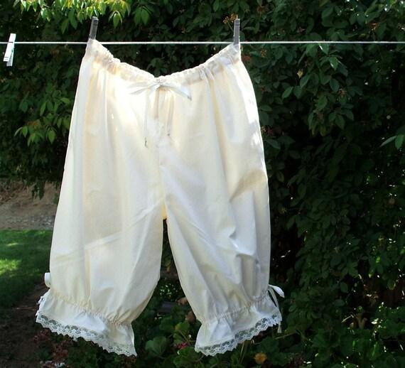 CUSTOM Short BLOOMERS Pantaloons Womens Plus Sizes 2X - 5X Costume
