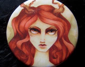 Gaea Pin Back Button