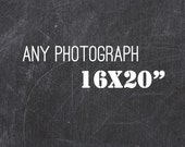 "Customize Any Fine Art Photograph -- Make it a 16x20"" Print"