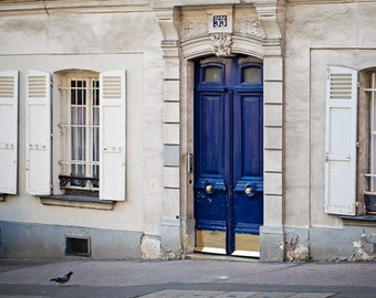 Door Photography, Paris Doors, Paris Photography, Paris Decor, Art Print, Home Decor, Cottage Chic, Wanderlust Travel Photography