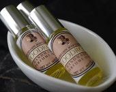 Wood Notes Nourishing Handmade Perfume Oil (variety)