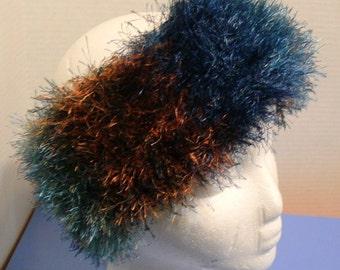 Multi Color Headband or Neck Muff