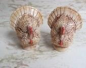 Vintage Turkey Figurines