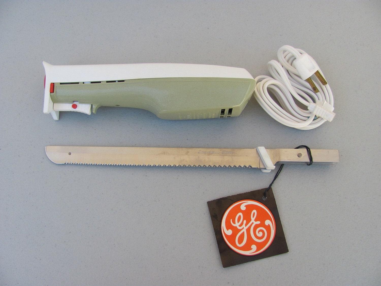 Vintage General Electric Ek15 Custom Electric Slicing Knife