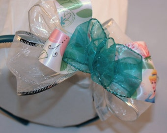 Cinderella Pretty Princess headband