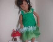 Sasha's  Fairy Costume
