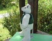 Out on the Town Polar Bear