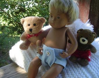 Nappies for Sasha Baby And Baby Teddy Bears