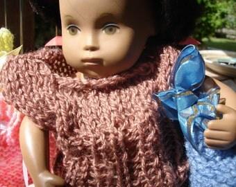 Soft Chocolate Pullover For Sasha Baby
