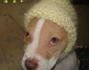 Fluffy Fluff Cap for Kids Or Pups