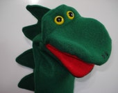 "Special order for tinyteaparties""  6 hand puppets moveable mouth"