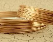 Round Solid Bronze Wire - 100% Guarantee - 8 - 28 gauge