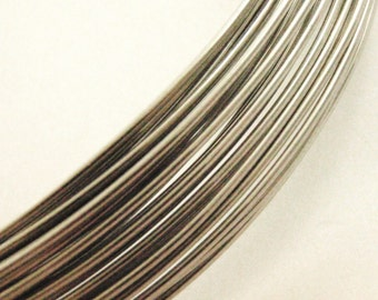 You Pick TWO Round Stainless Steel Wire - 316L Top Shelf - 100% Guarantee