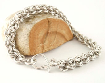 Uber Aluminum Jens Pind Chainmaille Bracelet Kit